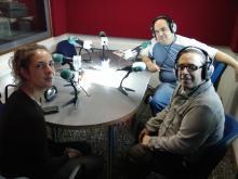 Entrevista a Radio Canet de 2 dels col·laboradors