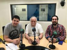 Membres dle CEC a Radio Mataró (2018)