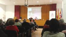 Conferència sobre Montserrat Roig i Canet de Mar
