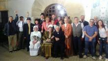 Foto de grup dels actors i organització