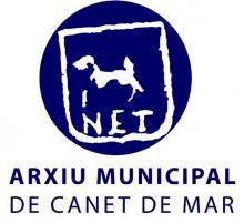 Logo de l'Arxiu Municipal de Canet